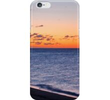 Early Morning at the Beach iPhone Case/Skin