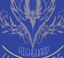 Marmot Ball Logo: Highguard Harbingers Sticker