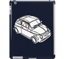 Travel with my mini car iPad Case/Skin