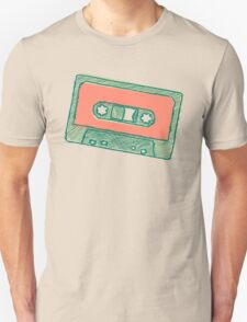 Audio tape sketch T-Shirt