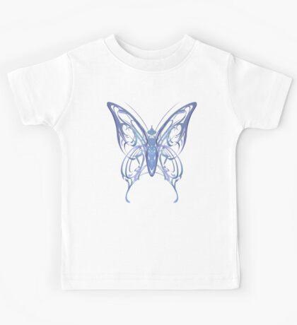 Ribbon Butterfly Kids Tee