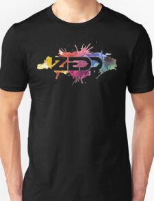 ZEDD COLORFUL LOGO Unisex T-Shirt