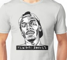 SKETCH FLATBUSH ZOMBIES Unisex T-Shirt