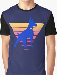 Retrodog Graphic T-Shirt
