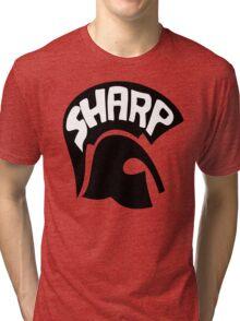 SHARP - skinhead antifa Tri-blend T-Shirt