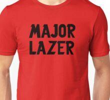 MAJOR LAZER BASIC LOGO Unisex T-Shirt