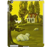 The Homestead iPad Case/Skin