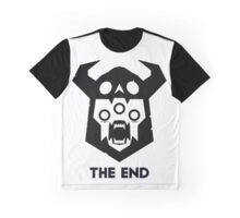 The End - Black Version Graphic T-Shirt