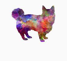 Swedish Vallhund in watercolor Unisex T-Shirt