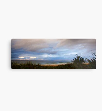 Main Beach - Surfers Paradise Metal Print