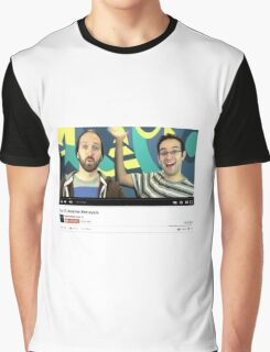 TheFineBros. Anime Betrayal Graphic Graphic T-Shirt