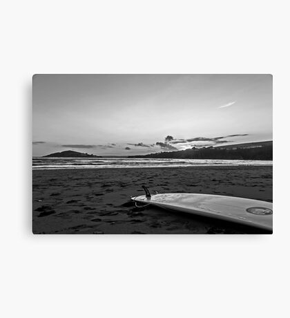 Surfboard Canvas Print