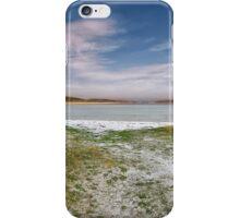 Barra Airport iPhone Case/Skin