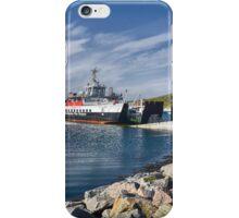 MV Loch Alainn iPhone Case/Skin
