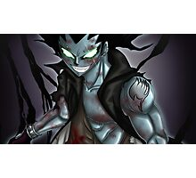 Gajeel from Fairy Tail Photographic Print