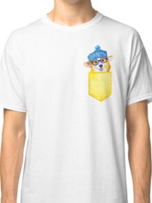 dog in your pocket Classic T-Shirt