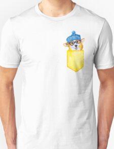 dog in your pocket Unisex T-Shirt