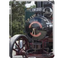 Traction engine iPad Case/Skin