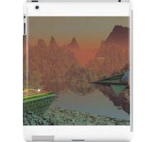 Commuter Flights on Talus 5 iPad Case/Skin