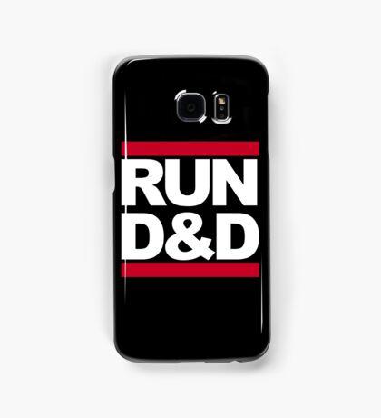 Run D&D Samsung Galaxy Case/Skin