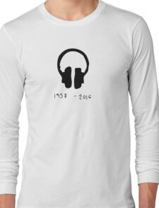 Terry Wogan: 1938 - 2016 Long Sleeve T-Shirt