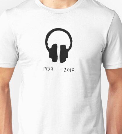 Terry Wogan: 1938 - 2016 Unisex T-Shirt