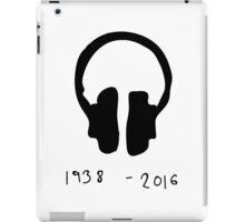 Terry Wogan: 1938 - 2016 iPad Case/Skin