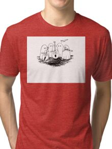 A String Quartet Tri-blend T-Shirt