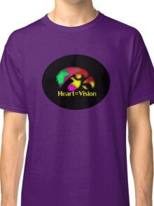Heart = Vision Classic T-Shirt