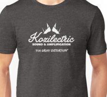 Kozilectric Sound & Amplification Unisex T-Shirt