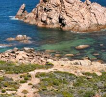 Sugarloaf Rock, South Western Australia Sticker