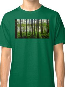 green forest Classic T-Shirt