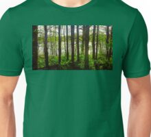 green forest Unisex T-Shirt