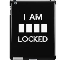 I AM SHERLOCKED iPad Case/Skin