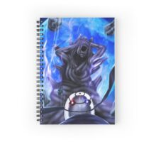 Obito and Gedo Statue Spiral Notebook