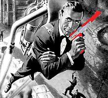 007 Nintendo Zapper by SEZGFX