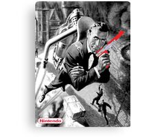 007 Nintendo Zapper Canvas Print