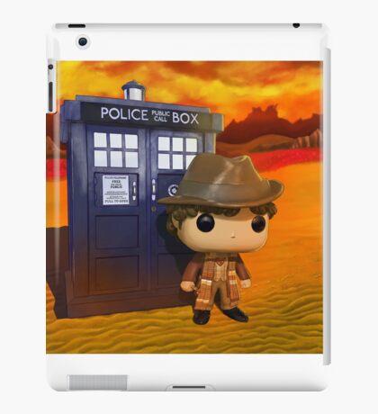 4th Doctor On Gallifrey iPad Case/Skin