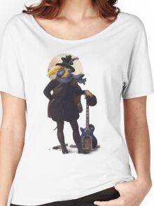 Bird of the street Women's Relaxed Fit T-Shirt