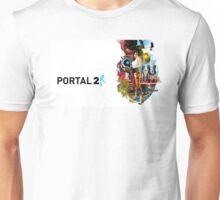 Portal 2 Characters Unisex T-Shirt