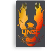 Halo - UNSC Canvas Print