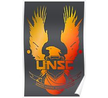 Halo - UNSC Poster