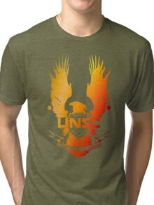 Halo - UNSC Tri-blend T-Shirt