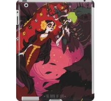 The Book of Life - Lets Make a Bet iPad Case/Skin