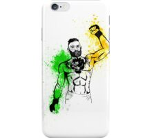 mma fighter iPhone Case/Skin