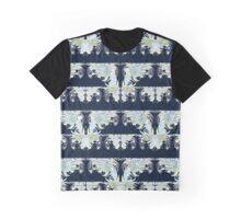 Nocturnal Animal Dark Blue  Graphic T-Shirt