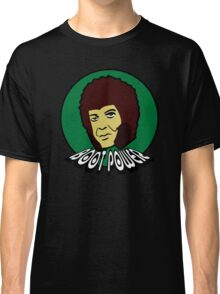 Afro - Boot Power Classic T-Shirt