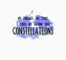 THE FAULT IN OUR STARS - CONSTELLATIONS T-Shirt