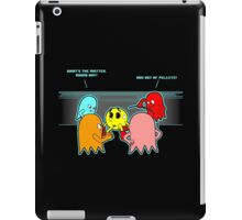 Ran out of luck  iPad Case/Skin