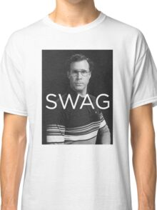 Will Ferrell Swag Classic T-Shirt